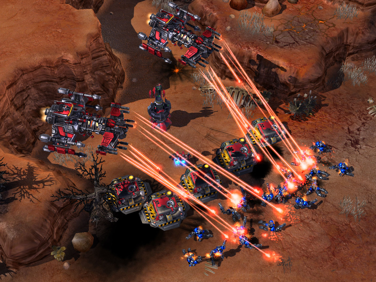 REVIEW) Starcraft 2: Wings of Liberty (PC)