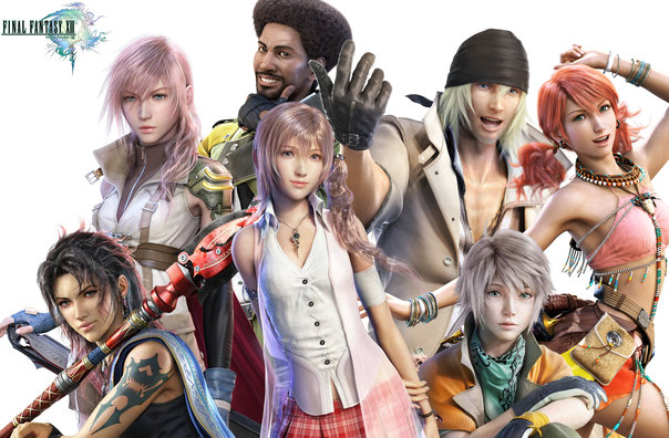 wallpapers final fantasy. Final Fantasy 13 wallpaper;