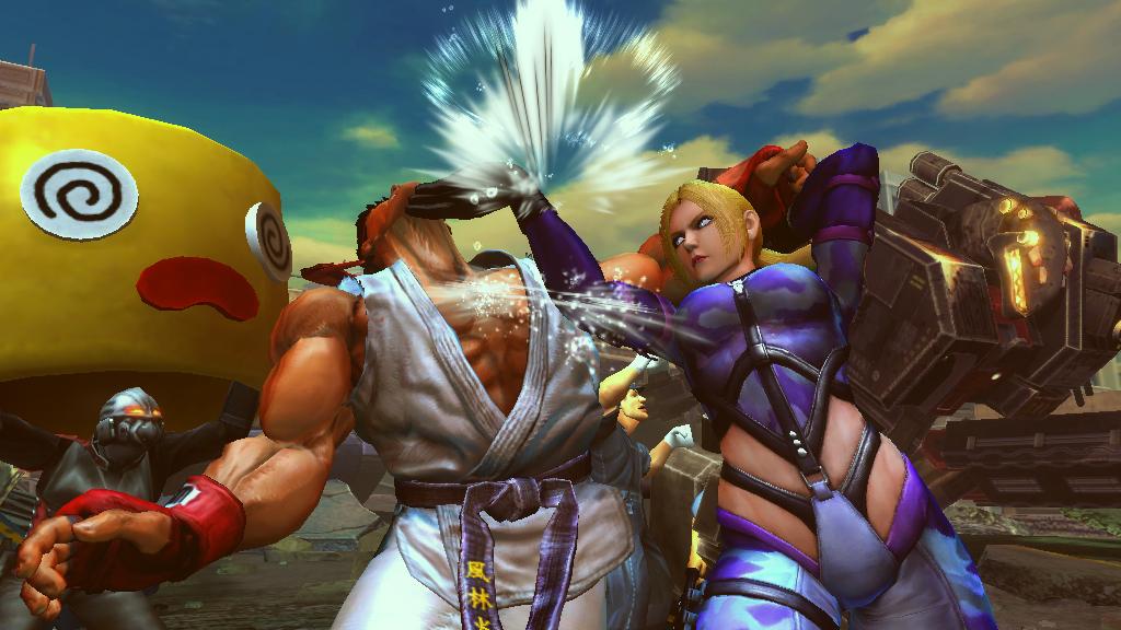 PREVIEW) Street Fighter x Tekken, juntos?y revueltos (PS3-X360)